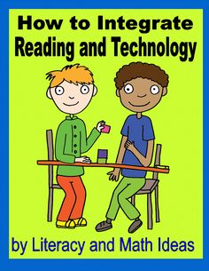 Literacy & Math Ideas: Integrating Technology and Reading Instruction: Stop Motion Animation
