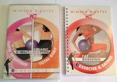 Fantastic Pilates Workout DVD set from Mari Winsor/Winsor Pilates $19.99  http://stores.ebay.com/NYC-Fitness-Family-and-Finds