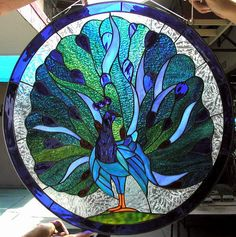 tumblr stained glass peacock   Recent Photos The Commons Galleries World Map App Garden Camera Finder ...