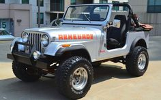 1985 Jeep CJ7 RENEGA