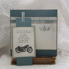 Anne's paper fun: Pion Design - Mister Tom's Treasures