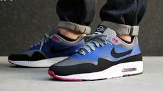 781055a8b13f Nike AIR MAX 1 London QS - 587921 005 - New Mens Casual Fashion Shoes  Sneakers