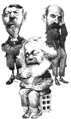Marx // Weber // Durkheim // Sociology