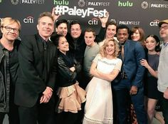 Cast of Orphan Black at Paley Fest!