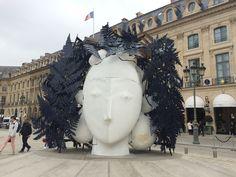 MValdes. Place Vendôme . Septembre 2016