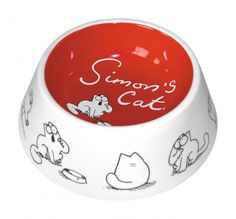 Simon´s Cat Luxusbowl -kissan ruokakuppi - PetNetstore 12,90€