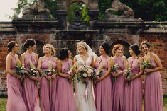 Capim dos pampas: 91 formas de usar na decoração do casamento Our Wedding Day, Wedding Blog, Wedding Stuff, Pink Bridesmaid Dresses, Wedding Dresses, Bridesmaids, Wedding Decor, Boho Chique, Pale Pink Weddings