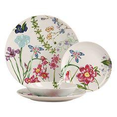 Lleva la primavera a tu mesa. Dale luz, color y alegría con diseños que transportan tu jardín a tu mesa