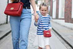 Mulberry Sees You, Mother & Daughter with Mulberry Lilys