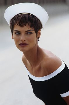 Linda Evangelista Supermodel