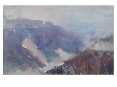 В разделе живопись представляю акварельные работы.