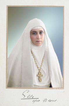 Grand Duchess Elizaveta Feodorovna of Russia by klimbims on DeviantArt