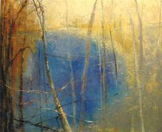Kathleen Earthrowl, East End IV, 60 x 72, oil on canvas, 2006