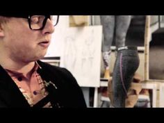 3D printing in fashion:  Made By Nike - Ryan Noon