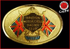 BRITISH MOTORCYCLE RACING CLUB FOUNDED 1909