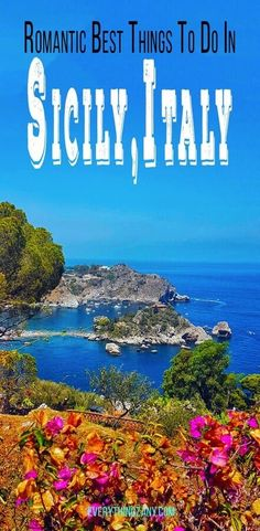 Sicily Tourist Attractions: 10 Romantic Best Things To Do in Sicily (Italy) Trapani Sicily, Cefalu Sicily, Catania Sicily, Taormina Sicily, Sicily Travel, Italy Travel Tips, Europe Travel Guide, Travel Guides, Syracuse Sicily