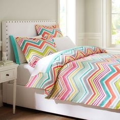 PB Teen Chevron Quilt