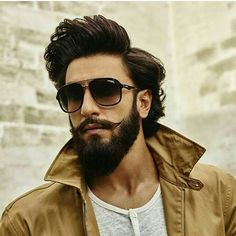 Beards for the Most Popular Hairstyles Most Popular Beard Styles Of 94 Best Beards for the Most Popular Hairstyles Famous Hairstyles, Hairstyles For Gowns, Hipster Hairstyles, Asian Men Hairstyle, Popular Hairstyles, Hairstyle Ideas, Ranveer Singh Hairstyle, Ranveer Singh Beard, Popular Beard Styles