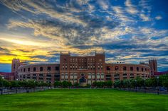 Doak Campbell Stadium by Sienar, via Flickr...amazing photo!