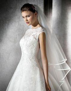 Original Princess Wedding Dress 2016 St. Patrick ZENAI Style ...