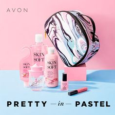 Avon Skin So Soft Sale: Feel pretty in pink with bath & body, makeup & fragrance. BUY this Avon limited time offer today. #SkinSoSoft #AvonSales #BathProducts