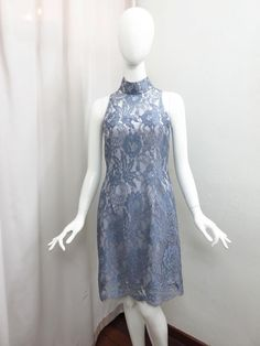 A tribute to all ladies, for the first time, this exquisite blue grey french lace dress 20% OFF FOR 8 MARCH TODAY ONLY. Vips enjoy further 5% off. Enjoy 30% off handmade shoes with any other purchase