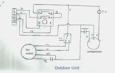 [WQZT_9871]  10+ Best Century Condenser Fan Motor Wiring Diagram images   fan motor,  diagram, ac wiring   Outdoor Ac Wiring      Pinterest