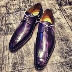 The Distinguished Gentleman - That purple is killing it