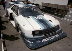 Klaus Ludwig - Wikipedia, the free encyclopedia Roush Mustang, Fox Body Mustang, Mustang Cobra, Car Ford, Ford Gt, Road Race Car, Race Cars, Road Racing, Le Mans