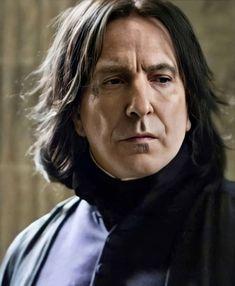 Alan Rickman Severus Snape, Severus Rogue, Harry Potter Hermione Granger, Harry Potter Fandom, Harry Potter World, Harry Potter Hogwarts, Albus Dumbledore, Tom Felton, Portrait