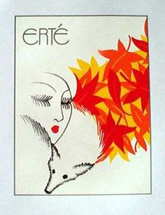 Erté began his fashion career at age six when his mother had a dress made from one of his first sketches. At age 19, Erté left home and moved to Paris, in fulfilment of his ambition to become a fashion illustrator. Here he gained employment with the esteemed couturier Poiret. The name Erté came into existence during these early days in Paris, partially as a way to ensure privacy for his family back in Russia. His first assignment was to create costumes for the notorious Mata Hari; later he de...