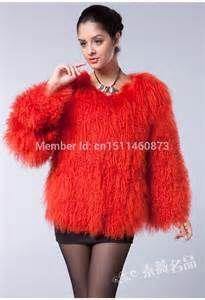 Fur Coats-Buy Cheap Mongolian Fur Coats lots from China Mongolian Fur ...