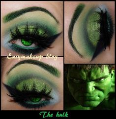Easymakeup blog used EyeKandy's Pixie Stick. So cute!