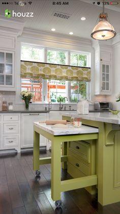 Kitchen Renovation Progress & A New Kitchen Island Pinterest