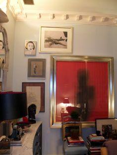 Miles Redd - his bedroom