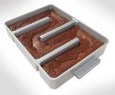 Oh yeah. Endless Edges Brownie Pan.