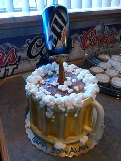 """30th Birthday Party Ideas with beer The Best 30th Birthday Party Ideas www.LiquorList.com """"The Marketplace for Adults with Taste!"""" @LiquorListcom   #LiquorList.com"""