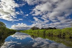 South Esk River - Tasmania - Australia.  152 miles long.