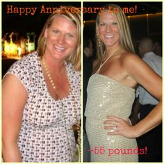 It's my Anniversary! I lost 55 pounds using Turbo Jam/Turbo Fire and Shakeology. I'm now paying it forward as a Coach, Turbo Kick Instructor and Fitness Friend! Follow my journey of facebook.com/getfiercefitness where I share daily tips, inspiration, motivation and clean eating recipes! #weightloss #fitness #getfit #turbojam #turbofire #loseweight