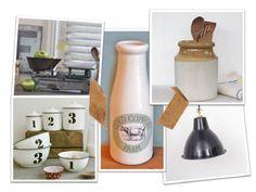 Rooms: vintage kitchen accessories