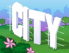 Guide to the CityVille 4 Letter City Sign