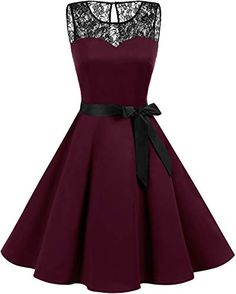 Shop a great selection of Bbonlinedress Womens Vintage Rockabilly Swing Dress Lace Cocktail Prom Party Dress. Find new offer and Similar products for Bbonlinedress Womens Vintage Rockabilly Swing Dress Lace Cocktail Prom Party Dress. Cute Prom Dresses, Homecoming Dresses, Pretty Dresses, Elegant Dresses, Sexy Dresses, Summer Dresses, Wedding Dresses, Formal Dresses, Casual Dresses