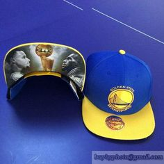 NBA Golden State Warriors Snapback Hats Adjustable Caps 2015 Champions NBA  Hats 114 a5e582c3b05