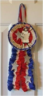 Americana badge