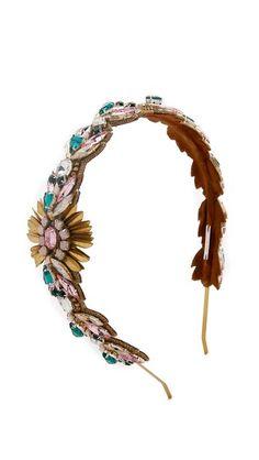 Deepa Gurnani Candice Headband #Shopbop