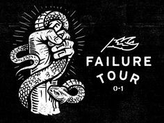 Failure Bites - Failure Tour Tonight in Nashville by Derrick Castle
