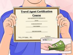 How to Become a Travel Agent Online. Being an online travel agent has become a popular stay-at-home job over the years. There are numerous Internet travel agencies that offer training, certifications and the opportunity to start your own. Travel Agent Career, Become A Travel Agent, Online Travel Agent, Home Based Business, Business Travel, Online Business, How To Make Money, How To Become, Virtual Travel