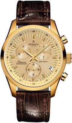 Zegarek męski Atlantic Seamove 65451.45.31 - sklep internetowy www.zegarek.net