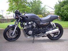 Honda Cb 750 seven fifty caferacer