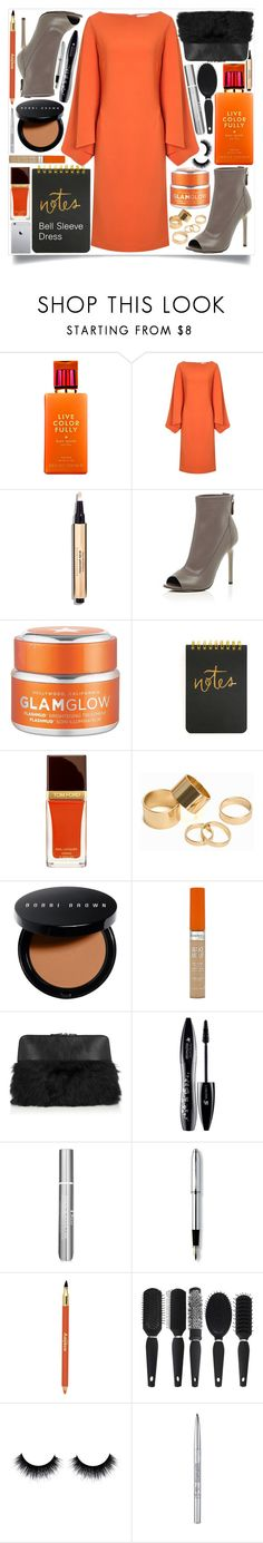 """Live Colorfully"" by marina-volaric ❤ liked on Polyvore featuring Kate Spade, Osman, River Island, GlamGlow, Tom Ford, Pieces, Bobbi Brown Cosmetics, Rimmel, Iris & Ink and Lancôme"